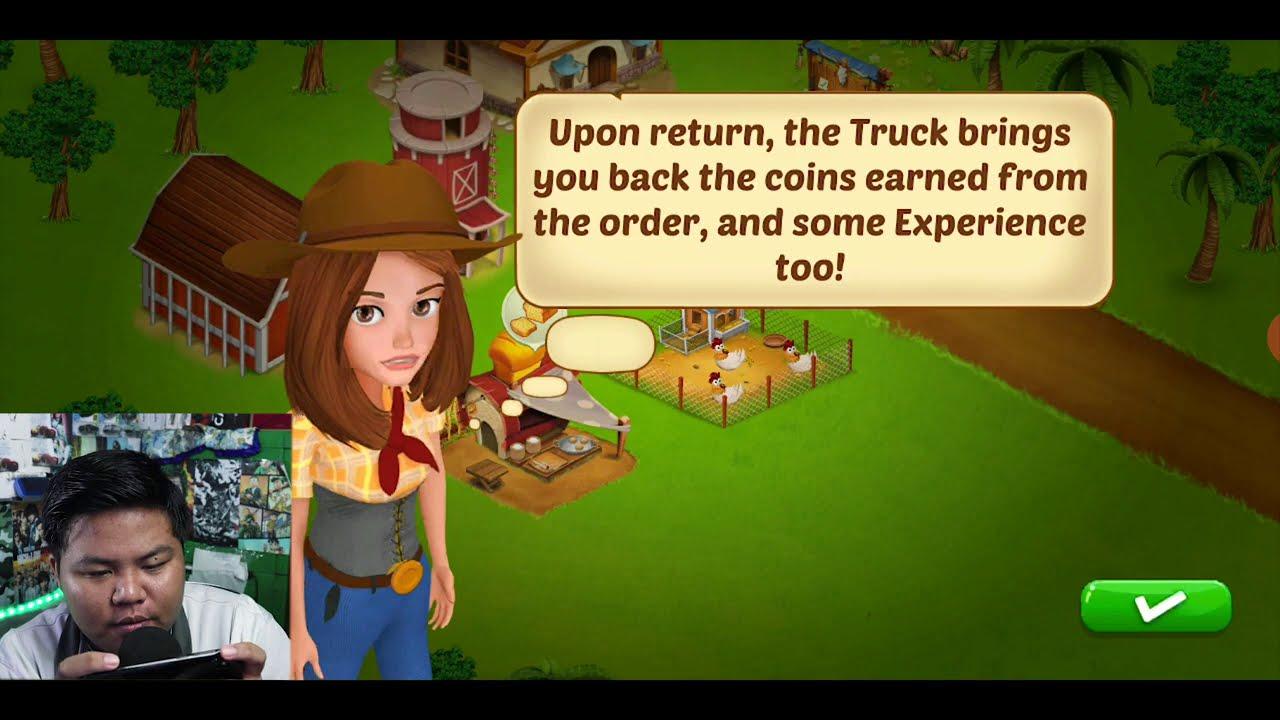 GAME INI MIRIP GAME HAYDAY VERSI OFFLINE BOLEH DI COBA MOTNYA MANTAP #mmg
