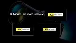 Nikon Coolpix P900 Time Lapse
