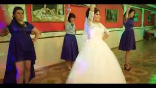 танец невеста с подружками