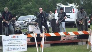 "Underworld live Dio Sabbath ""Lady Evil"" at Kite Day 2014"
