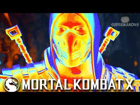 "The WORST Skin In Mortal Kombat History! - Mortal Kombat X: ""Scorpion"" Gameplay |"