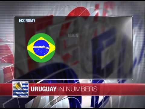 URUGUAY IN NUMBERS - ECONOMY