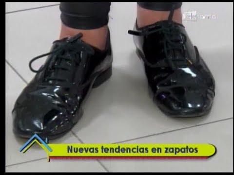 Nuevas tendencias en zapatos