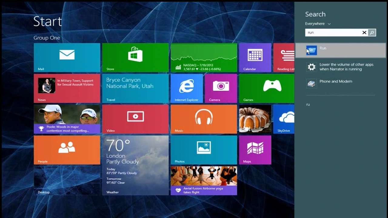 Windows 8 1 Review How to Disable Logon Screen - Disable Windows 8 Login