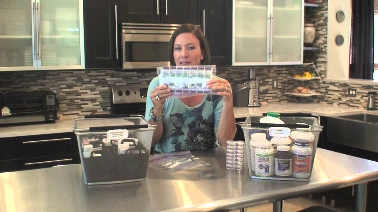 Organize Your Medicine and Vitamins  YouTube