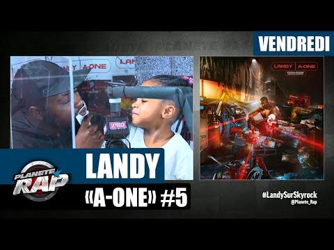 Youtube: Planète Rap – Landy«A-One» avec sa fille, Popo, 547 et Alpatch #Vendredi