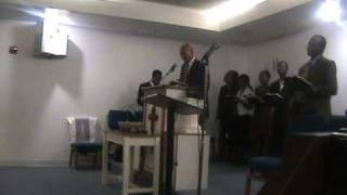 Edmond Saint-Jean & Glenridge Congregation performed Hymn # 608: Faith is the Victory. 08-29-09.