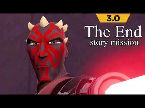 Disney Infinity 3.0: Twilight of the Republic [THE END: Story Mission] - Part 7