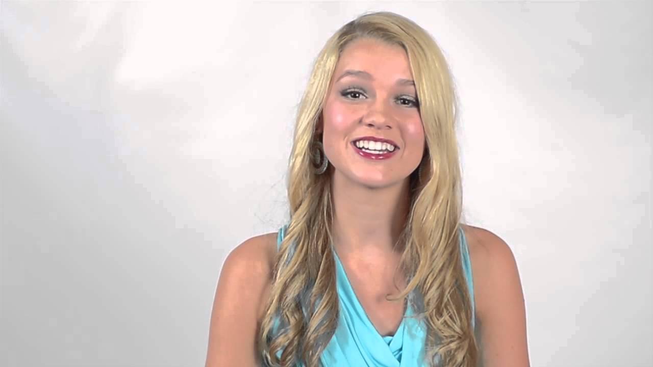 MISS TEEN USA - Indiana - Zoe Parker ...