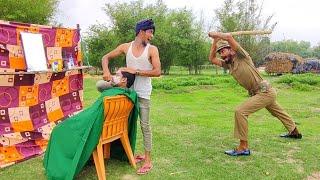 Lockdown  Best Amazing Comedy Video 2021 Just for Fun Must Watch Funny Video / Bindas Fun Masti /