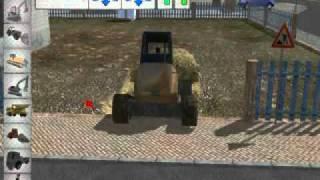 Bagger Simulator 2011 pc gameplay