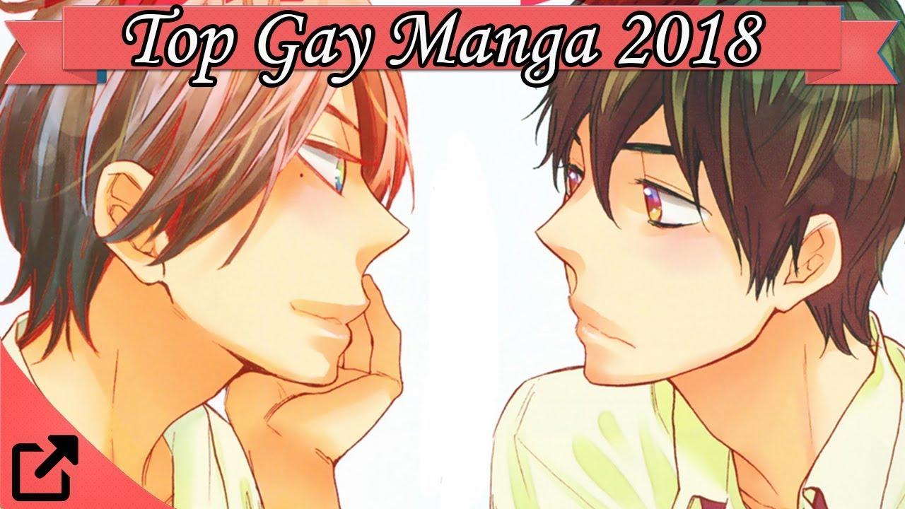 Top gay manga