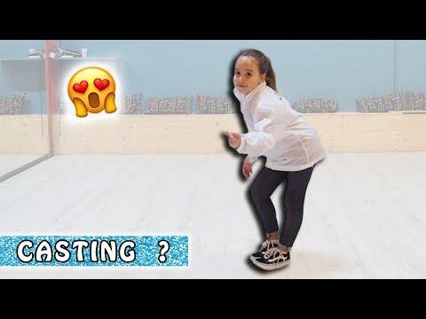 PROJET DE CASTING pour Jen / Jen Danse / Family vlog