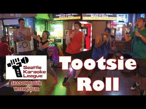 """Tootsie Roll"" by the Puget Noise - Seattle Karaoke League Season Four, Week Four"
