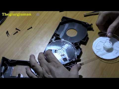 How to repair a VHS tape