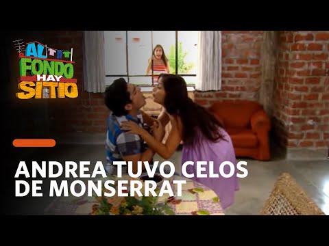 Andrea se pelea con Monserrat y Fernanda por Joel