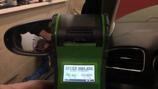 Tester autobaterie Bosch BAT 131 - 2 část - test dobíjení