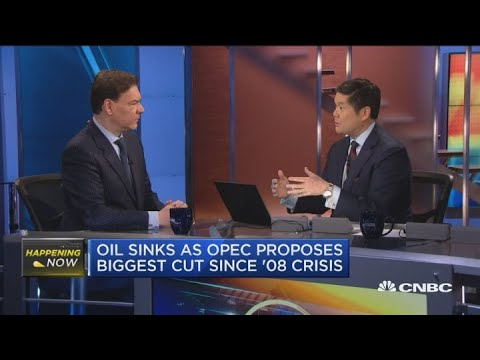 "Wieting on Oil: ""The energy sector is under secular pressure"" amid market shock"