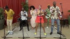 "Sauti Sol & Sho Madjozi Perform ""Disco Matanga (Yambakhana)"""
