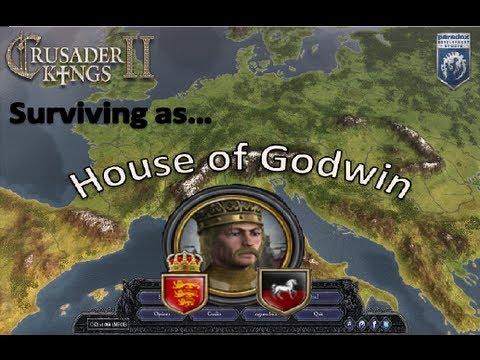 Crusader Kings II: Surviving As Harold (Part 1)