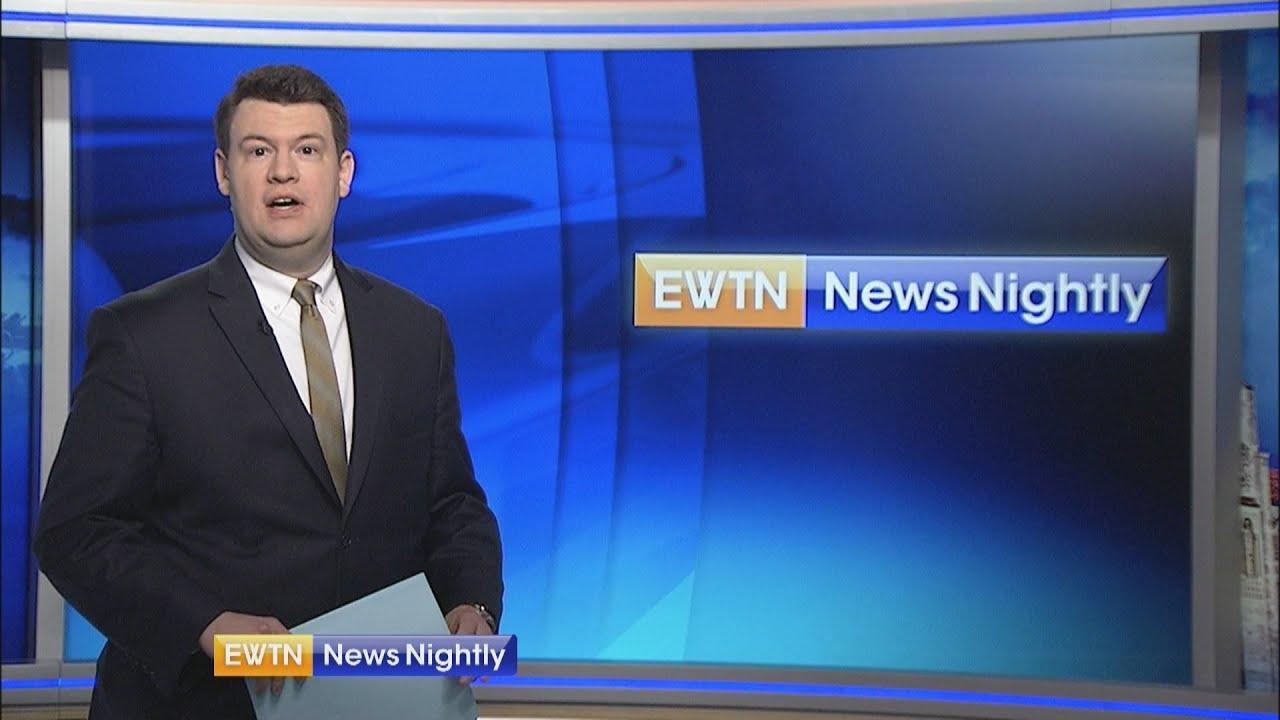 EWTN News Nightly - Full Show: 2019-08-09