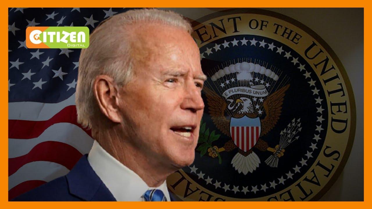 Download Rais Mteule Joe Biden aahidi kuleta utangamano nchini Marekani