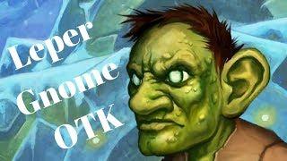 Leper Gnome OTK [Hearthstone Game of the Day]