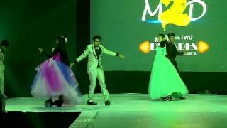 ESP - E WHEEL ROOM DANCING concept by EDWIN at HINDUSTHAN COLLEGE coimbatore