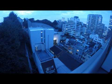 Minato ku Tokyo Timelapse