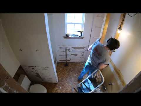 Demo Day - Bathroom