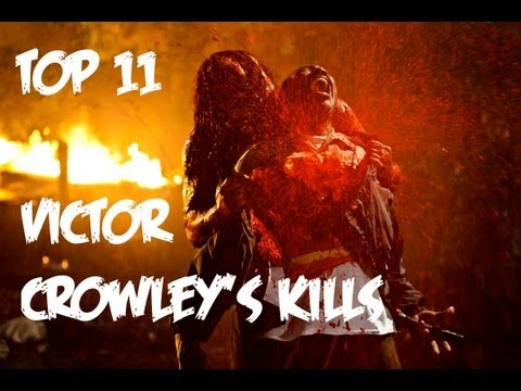 Victor Crowley's Most Gruesome Kills