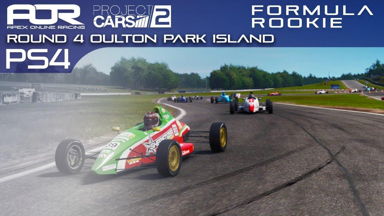 Project CARS 2 | AOR Formula Rookie League | PS4 Tier 1 | R4: Oulton Park