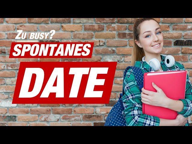 Darum sind spontane Dates immer besser! 😎 | Dating in 60 Sek