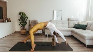 Full Body Yoga - aneb jóga při domácí karanténě :)