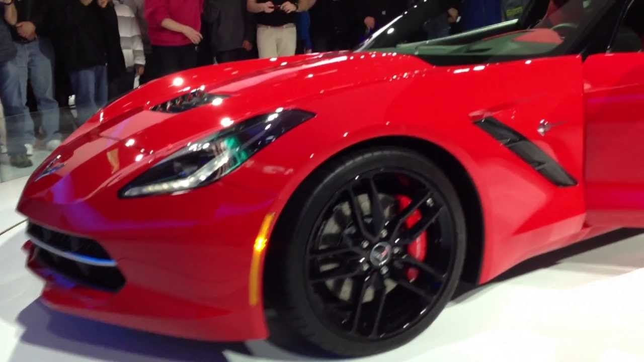 2014 Corvette Stingray Torch Red Youtube