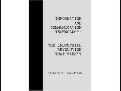 Information and Communication Technology: The Industrial Revolution That Wasn't