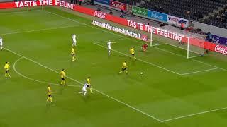 Sverige - Slovakien 1-1 | Koffes landslagsdebut