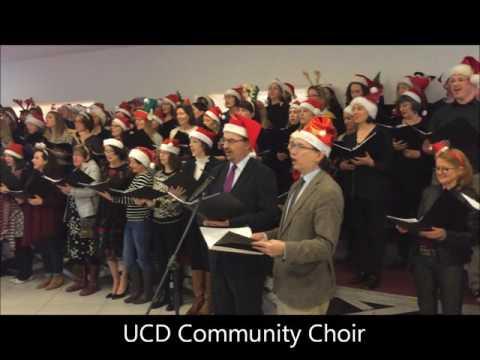 UCD Community Choir - Christmas carols