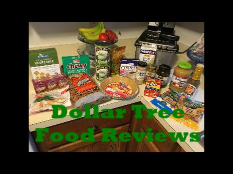 Dollar Tree Food Reviews • Ep. 2