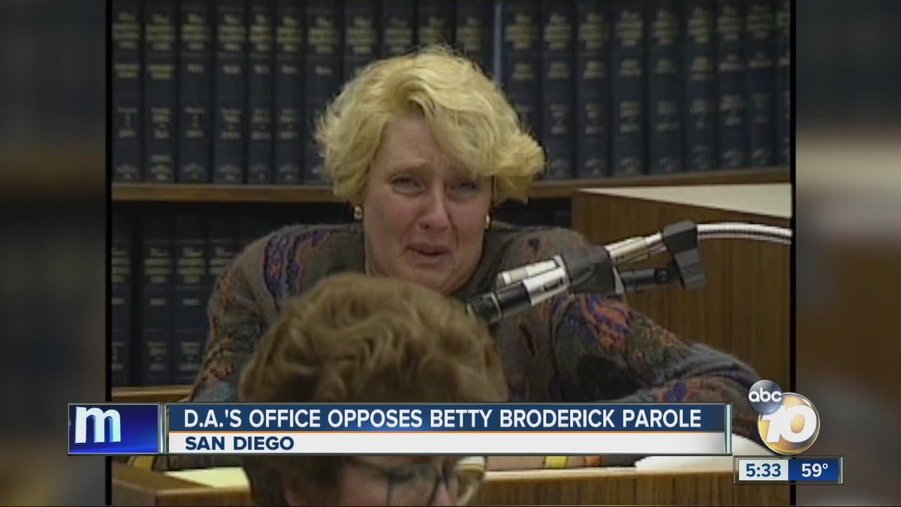 d a  u0026 39 s office opposes betty broderick parole