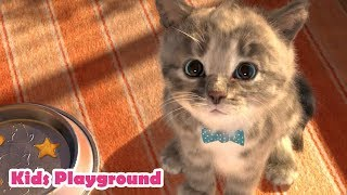 Little Kitten Preschool Kids Game Play - Early learning for children Fox and Sheep GmbH