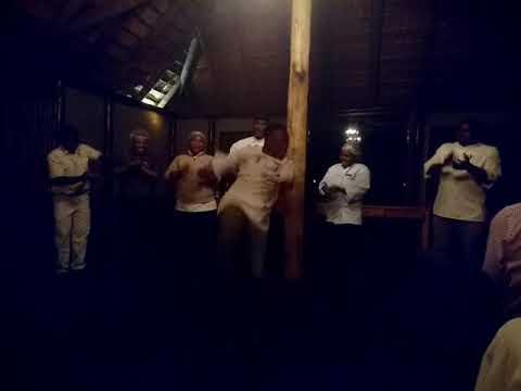 Zulu dancing Thanda