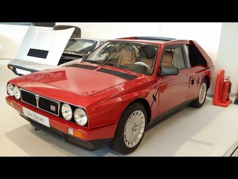 0 - Petrology verkauft einen 1985er Lancia Delta S4 Stradale