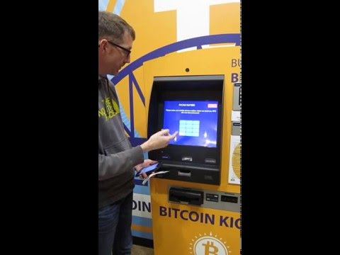How To Sell Bitcoins At BitcoinNW Kiosk