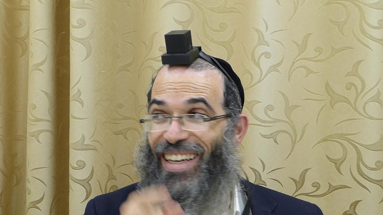 """הרב אלחנן לבהר חיזוק יומי פרשת שבוע עקב ג'' תשע""""ט"""