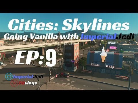Let's Play Cities: Skylines - EP9: University Campus [Vanill