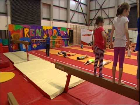 National Lottery Good Causes: Gymnastics Ireland