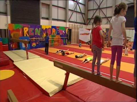 National Lottery Good Causes: Gymnastics Ireland