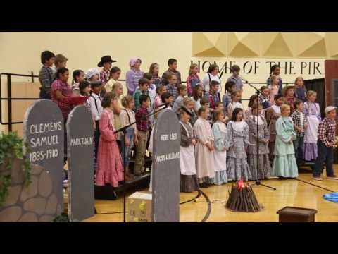Tom Sawyer 2016 {Buchanan Intermediate}
