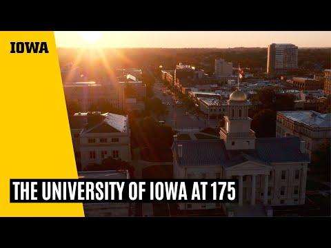 The University of Iowa at 175 on YouTube